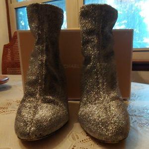Michael Michael Kors Mandy Glitter Stretch Knit An